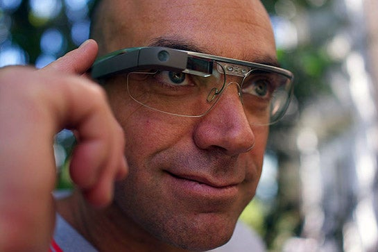 (Google Glass / Foto: Rijans007 / Flickr / CC BY-ND-ND-2.0)