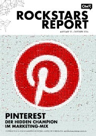 Pinterest Report Cover