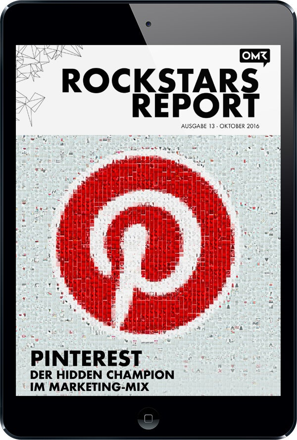 Pinterest - Der Hidden Champion im Marketing-Mix
