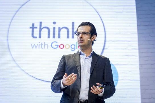 Behshad Behzadi Think With Google Event