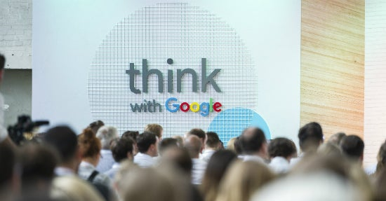 Think With Google Event