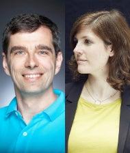 Matthias Streitz und Charlotte Meyer-Hamme