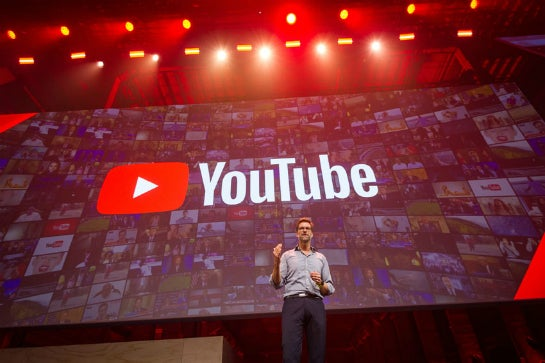 Andreas Briese, Director YouTube Content Partnerships, Central Europe