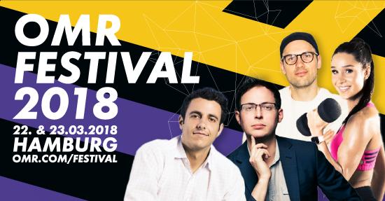 OMR Festival 2018 Speaker