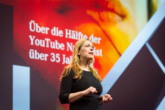 Katja Ohly-Nauber, CMO Mercedes-Benz Pkw Deutschland