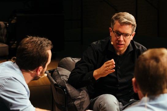 Frank Thelen im OMR Podcast