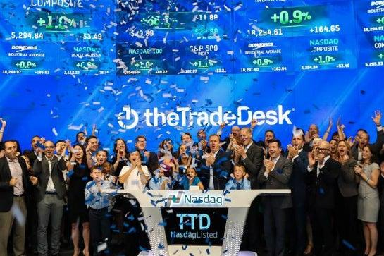 Börse The Trade Desk