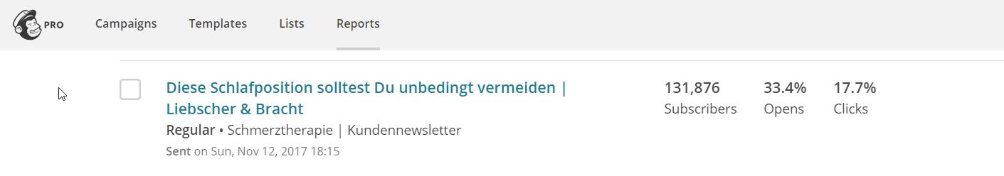 Liebscher & Bracht Newsletter