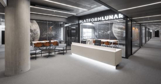 Platform Lunar Esome ProSieben