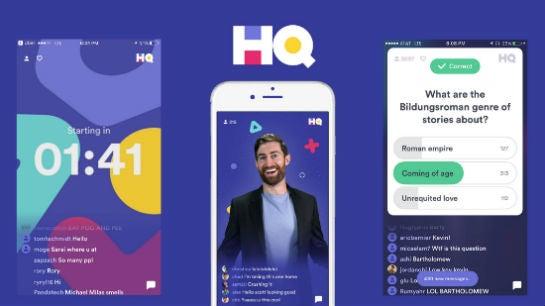 HQ Trivia App