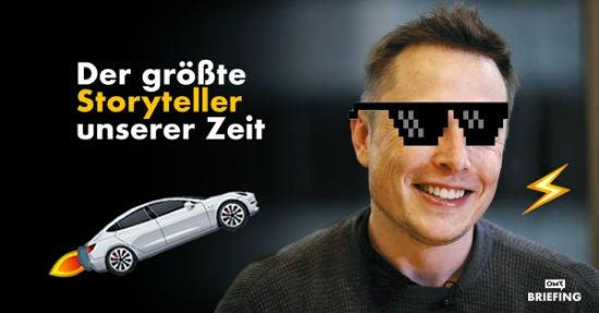 Elon Musk OMR Briefing