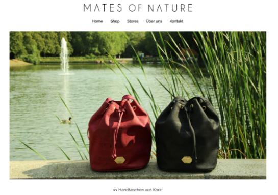 Mates of Nature-Gründerinnen