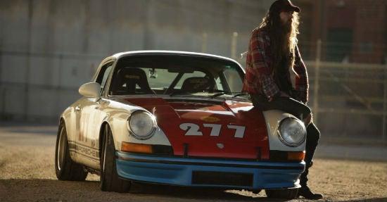 Magnus Walker Urban Outlaw Porsche OMR