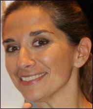 Céline Del Genes Adidas OMR18 Expo Stage Speaker