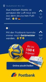 Postbank Jodel PlusPeter
