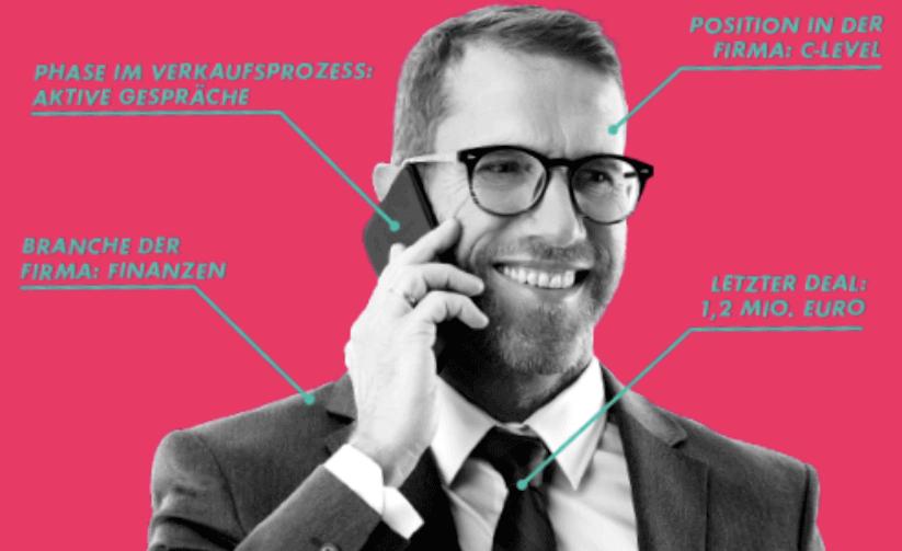 Typischer Kunde im B2B Marketing legt wert auf aktive Verkaufsgespräche