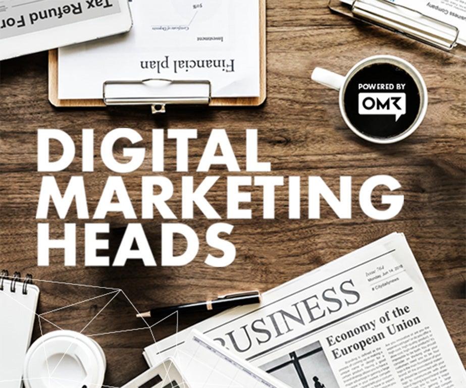 Unsere Facebook-Gruppe Digital Marketing Heads by OMR