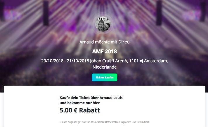 Ticketrunner Hypd Ticket