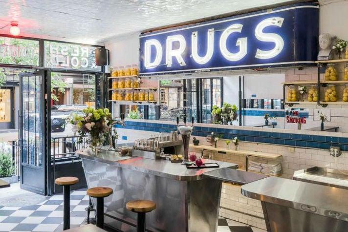 Drug Store Dirty Lemon