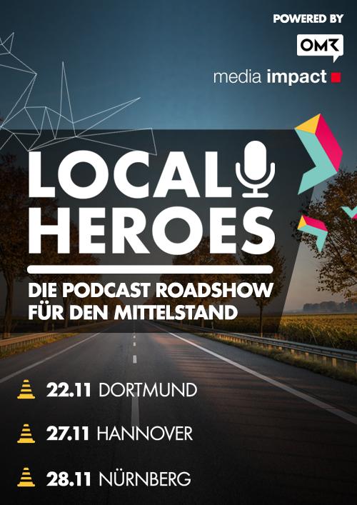 Podcast-Roadshow