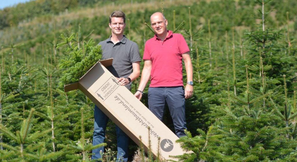 Weihnachtsbaum Selber Schlagen Sauerland.Weihnachtsbäume übers Netz Verkaufen Kann Das Wirklich