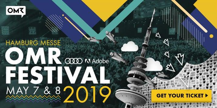 OMR Festival 2019 Ticket Banner