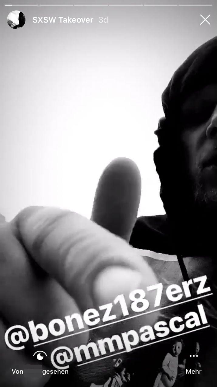 Bonez MC Pascal Kerouche OMR Story Takeover
