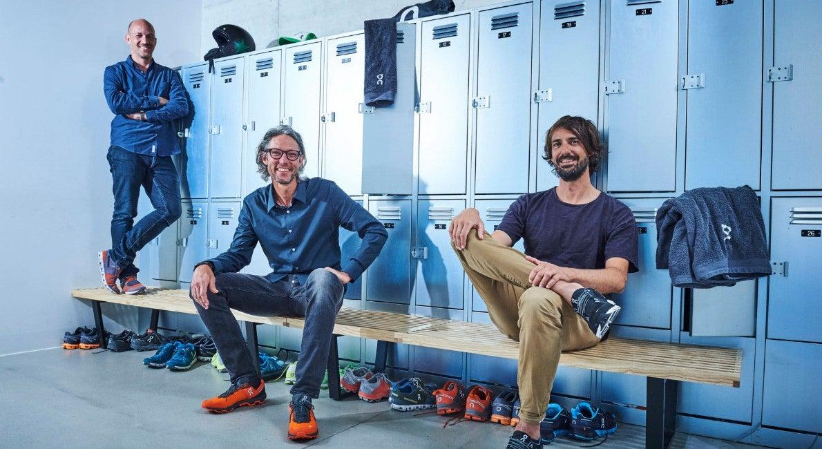 """""""On"""": Wie aus abgeschnittenen Gartenschläuchen eine weltweite Laufschuh-Marke geworden ist"""