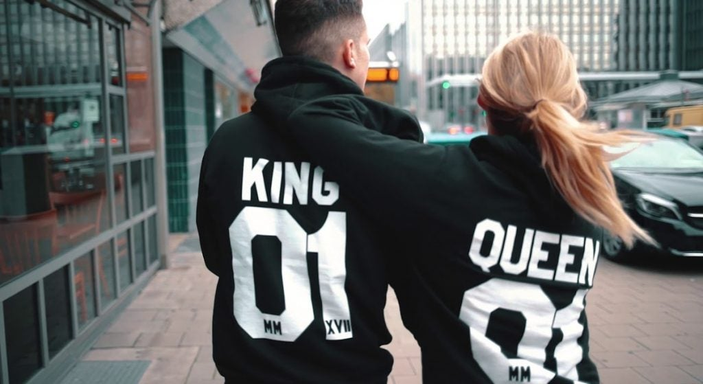 767a478e345b77 Fashion-Trend Pärchenlook – Wie diese Brand vom Hashtag #couplegoals ...