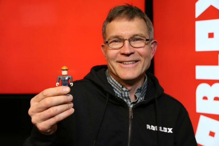 Roblox-Gründer David Baszucki