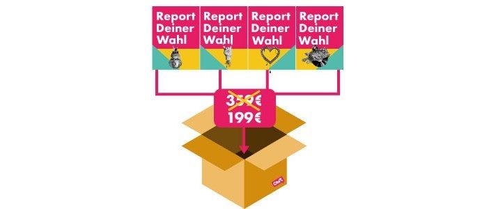 TGIF-Sale OMR Report Rabatt