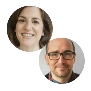Corinna Bremer & Roland Eisenbrand