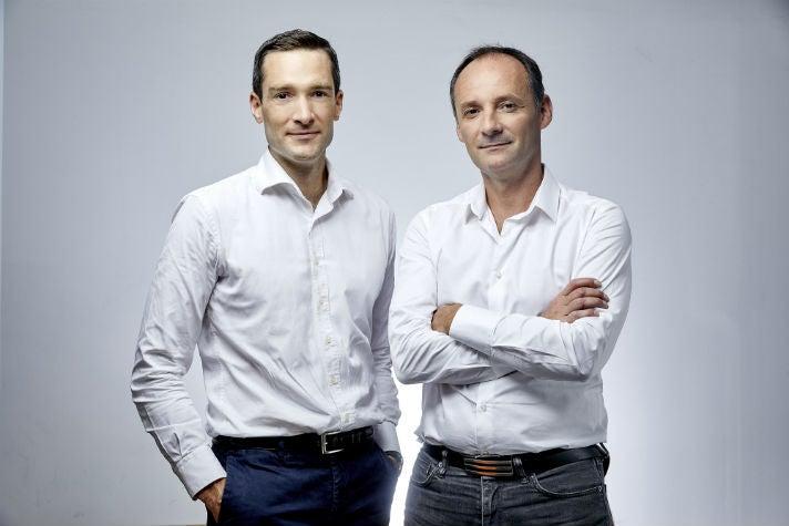 Die ManoMano-Gründer Philippe de Chanville (r.) und Christian Raisson