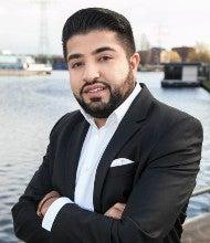Ashwin Tchanra inSocial_Media Influencer Marketing Corona OMR