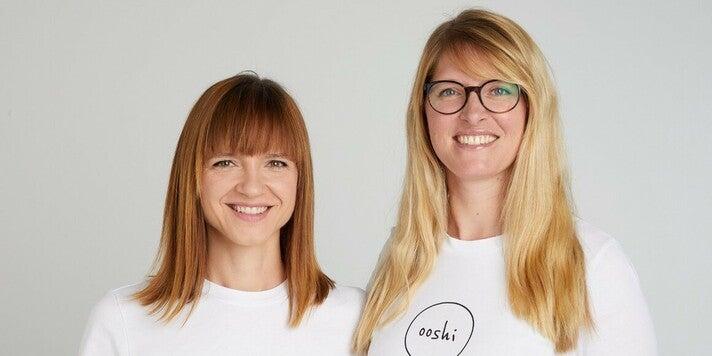 Kati Ernst und Kristine Zeller, Gründerinnen von Ooshi