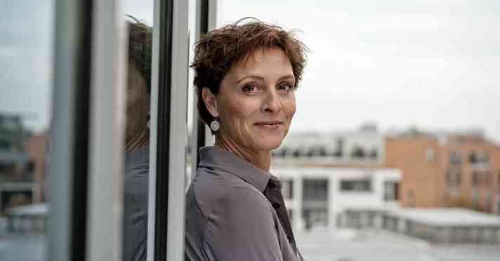 Petra von Strombeck, New Work SE