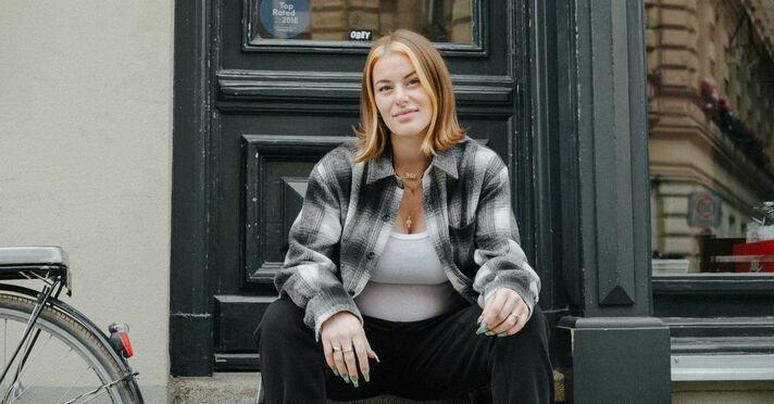 ISLA-Berlin-Gründerin Charissa Chioccarelli