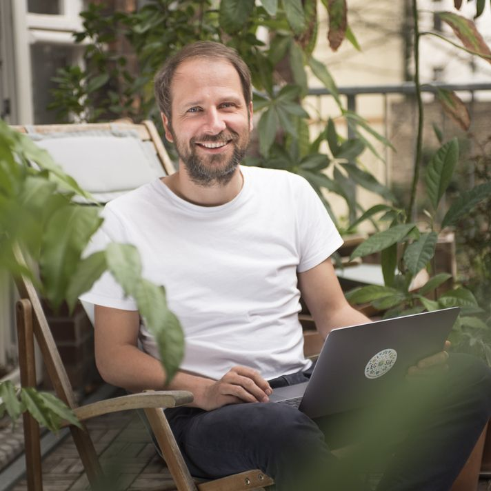 Christian Kroll, Gründer und CEO von Ecosia
