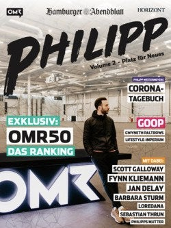 "Cover ""Philipp"" Volume 2"
