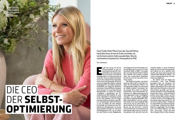Gwyneth Paltrow Porträt