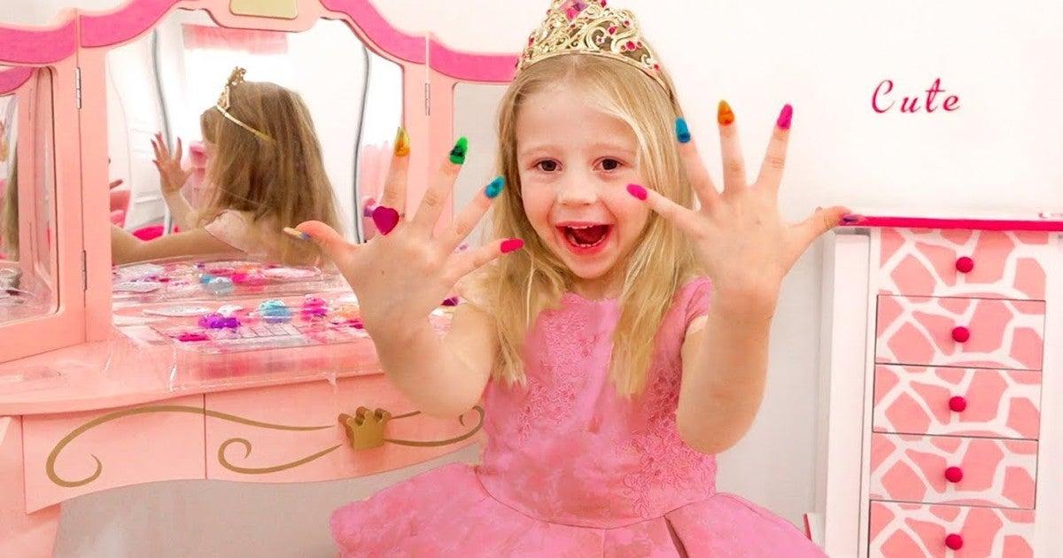 Rich Kids Von Youtube Wie Die 6 Jährige Like Nastya 16 Millionen Euro Im Jahr Verdient Omr Online Marketing Rockstars