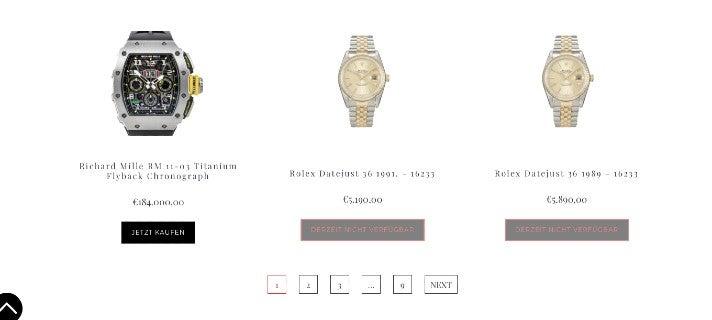 Marc Gebauer Online-Shop