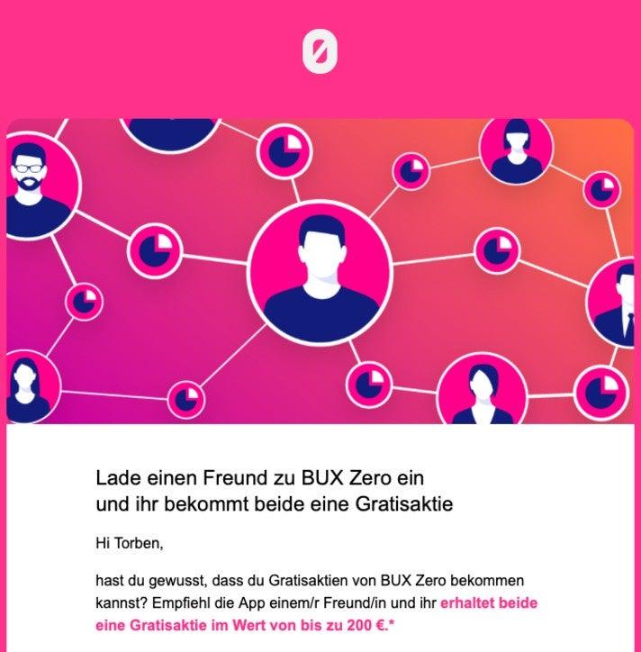 Bux Zero Neo Broker Gratisaktie Newsletter
