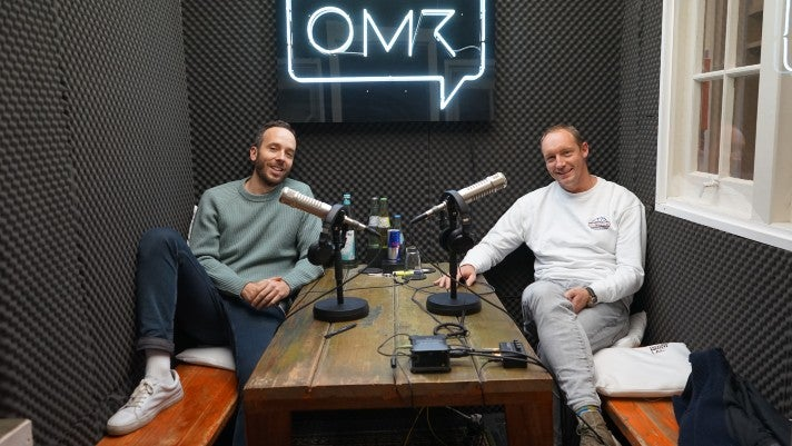 Johannes Diebig im OMR Podcast