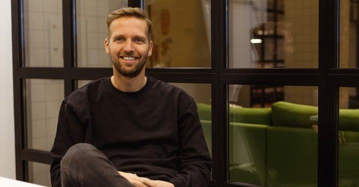 Der Vinted-CEO Thomas Plantenga investiert derzeit kräftig in die Zukunft des Unternehmens