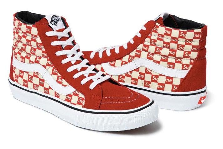 Vans Supreme Collabo Schuhe