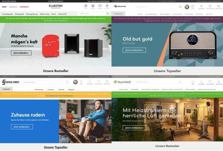 Eigenmarken-Shops nach dem Setzkastenprinzip: BBG will bald den größten Umsatzanteil über eigene Portale erzielen