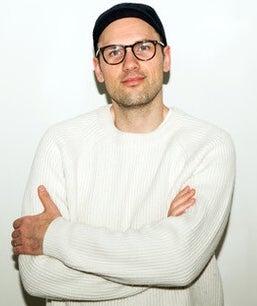 David Fischer, Gründer des Streetstyle-Magazins Highsnobiety