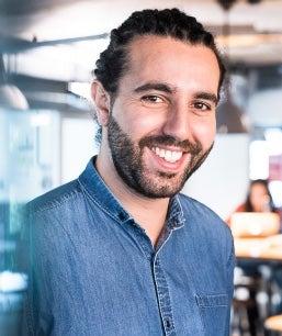 Tarek Müller, Gründer und CEO von About You
