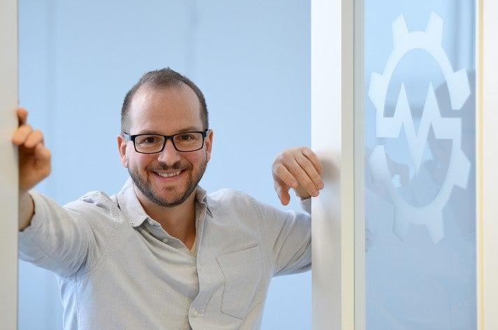 Maschinensucher-Gründer Thorsten Muschler